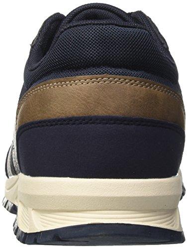 BATA 841151, Baskets Homme Bleu