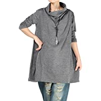 Vogstyle Donna Mucchio Felpe Bluse