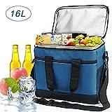 VANWALK VANWALK 16L Wasserdichte Kühltasche/Picknicktasche Oxford-Tuch für Camping, Strand, Reisen, Kind, Arbeit