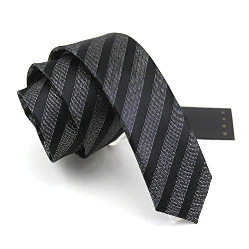 fan-tastik-herren-umweltfreundlich-mode-diagonale-gestreifte-dnne-krawatte-22-55cm-