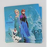 Partysanthe Frozen Tissues/Tissue Paper/Paper Napkin/Frozen Theme/Birthday Party
