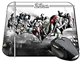Batman Arkham City Villanos Villains Mauspad Mousepad PC
