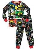 LEGO Ninjago Jungen Ninjago Schlafanzug - Slim Fit - 146