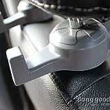 mark8shop Auto Haken Automotive Fahrzeuge Sitz Rücken Mehrzweckhaken