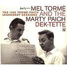 The 1956 Tormé-Paich Legendary Sessions