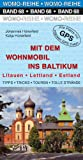 Mit dem Wohnmobil ins Baltikum: Litauen Lettland Estland -