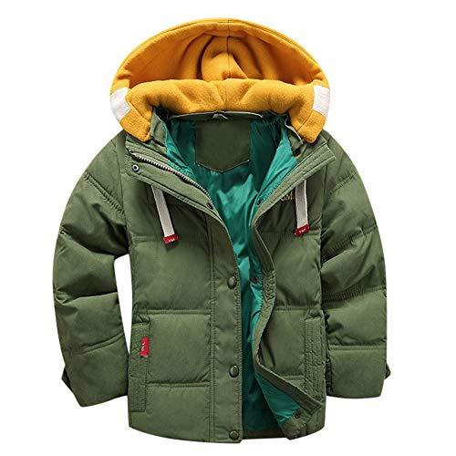 Kleidung Baby Babykleidung Jungen Heligen Kinder Baby Mädchen Jungen Winter Mit Kapuze Mantel Mantel Jacke Dicke Warme Oberbekleidung Kleidung