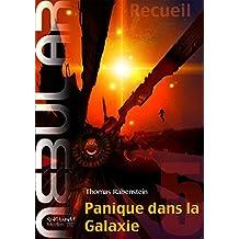 NEBULAR Recueil 5 - Panique dans la Galaxie: NEBULAR Épisode 22 à 26