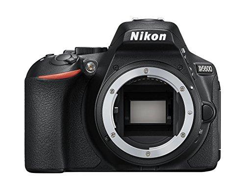 Nikon D5600 Boîtier NU Appareil photo numérique Reflex 24,2 Mpix Noir