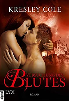 Versuchung des Blutes (Immortals After Dark 3)
