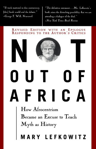 Not Out Of Africa: How