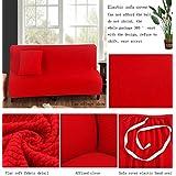 Tipo de punto cama 160-190cm universal Sofá cama plegable Ajuste elástico sin barandilla de la cubierta completa