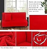 Tipo de punto cama 160-190cm universal Sofá cama plegable Ajuste elástico sin...