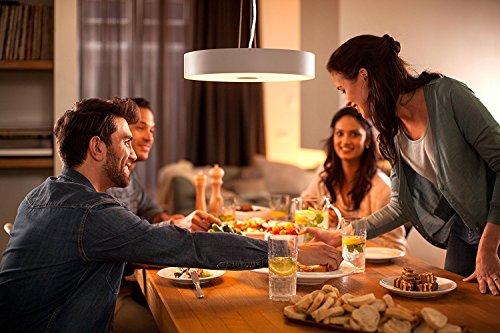 Philips 8718696548738 EEK A+ Hue White Ambiance Einzelne Lampe. 9,5 W, E27, 2.200 K bis 6.500 K - 4