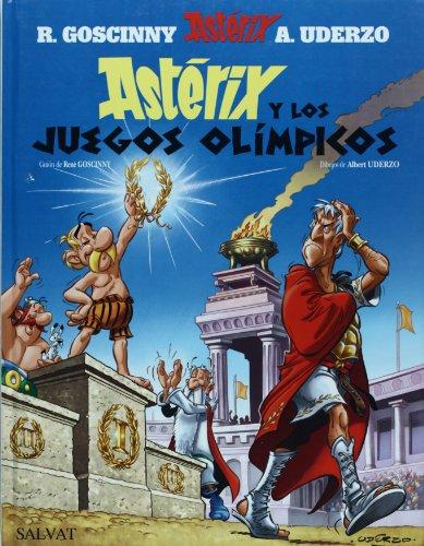 Asterix y los juegos olimpicos / Asterix...