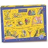 Roald Dahl Classic Titles 1000 piece jigsaw