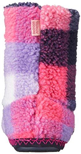 Bedroom Athletics Herren Macgraw Hausschuhe Multicolor (Navy/Pink)