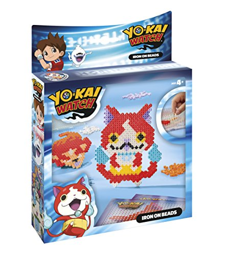 Totum - BJ860056 - Kit de Perles à Repasser - Yo-Kai Watch