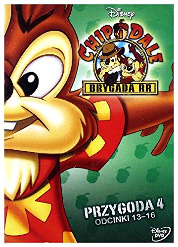Chip and Dale Rescue Rangers 4 Episode 13-16 [DVD] [Region 2] (IMPORT) (Keine deutsche Version)