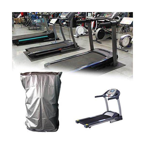 RecoverLOVE Coperchio del Tapis roulant Copertura del Panno di Oxford Sport Macchina da Corsa Copertura Protettiva… 3 spesavip