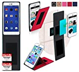 Cover for Smartisan U1 Case | in Red | Multifunctional