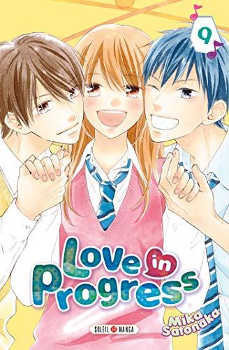 Love in progress Edition simple Tome 9