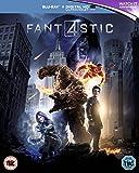 Fantastic Four [Blu-ray] [2015]