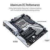 Asus Prime X299-Deluxe Gaming Mainboard Sockel LGA 2066 (ATX, Intel, Aura Sync, DDR4 4000 MHz, Dual M.2, SATA 6Gb/s)