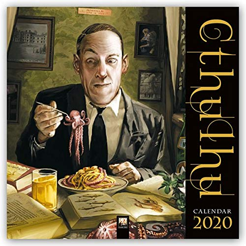 Cthulhu 2020: Original Flame Tree Publishing-Kalender [Kalender] (Wall-Kalender)