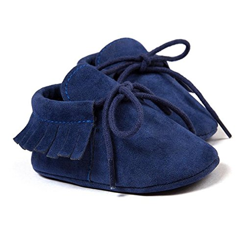 Sokal , Baby Mädchen Lauflernschuhe Bandage Dark Blue