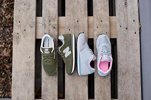 New Balance Ml373olv, Sneakers basses homme Vert - Olive