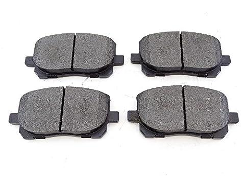 Bremsbeläge vorne Set D923CBK für Pontiac Vibe Toyota Corolla Matrix