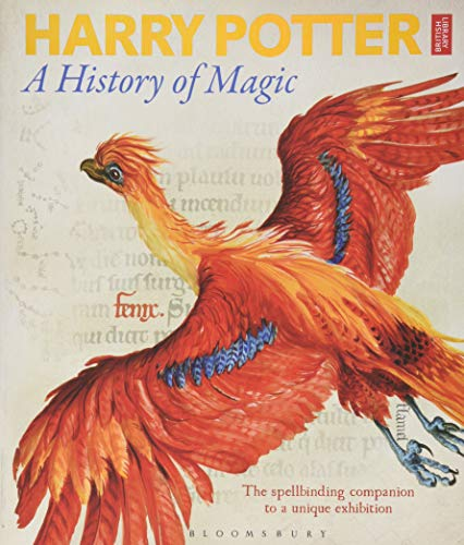 Harry Potter - A History of Magic: The Book of the Exhibition di British Library