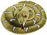 National Geographics Stofftier, Motiv: Schlange, Plüsch, Naturfarben, mittelgroß