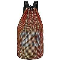 Multifuncional Bolsas de Bola Llevar Malla para Voleibol Baloncesto F/útbol Rugby-30pulgada AUHOTA 3 Piezas Largo Malla Deportes Bolso de la Bola Actualizado Bolsa de Red de Nailon