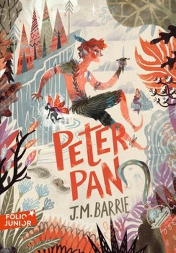 Peter Pan par J M Barrie