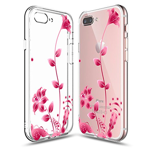 Neivi Durchsichtig TPU Case Crystal Ultra Thin Felxible Handyhülle Schutzhülle Bumper Transparent Silikon Protective Phone Cover Case (Color2) (5 S Telefon Fällen Iphone)