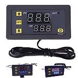 ROKOO DC 12 V 20A LCD Digital Thermostat Temperaturregler Meter Regler W3230