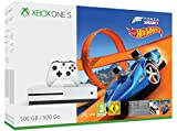 Xbox One S - Consola 500 GB + Forza Horizon 3 + Hot Wheels