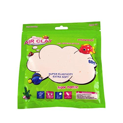 Loomiloo Springknete Zauberknete Hüpfknete Flummimasse Knete Slime Schleim für Kinder Kindergeburtstag Rosa