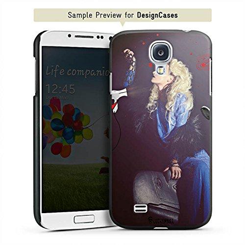 DeinDesign Samsung Galaxy Tab S 10-5 Hülle Schutz Hard Case Cover Frau Föhn Kamm