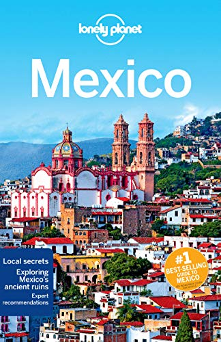 Noble, J: Lonely Planet: Mexico (Country Regional Guides) -