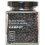 Pimienta Negra de Kampot Premium en grano - 120g - Nueva Cosecha 06/2017