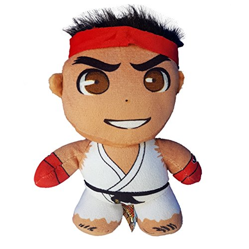 Street Fighter Soft Toy Plush Figures 20cm (Ryu)