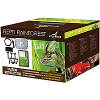 Rettili Planet centrale di Vaporizzazione terrario rettili Repti Rainforest