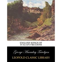 English songs of Italian freedom