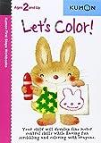 Let's Color! (Kumon Workbooks)
