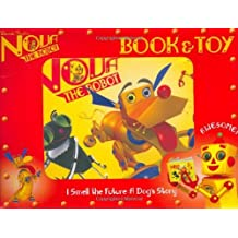 I Smell the Future: Book and Toy (Nova the Robot) by David Kirk (2006-09-14)