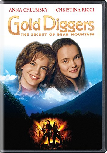 GOLD DIGGERS: THE SECRET OF BEAR MOUNTAIN - GOLD DIGGERS: THE SECRET OF BEAR MOUNTAIN (1 DVD)
