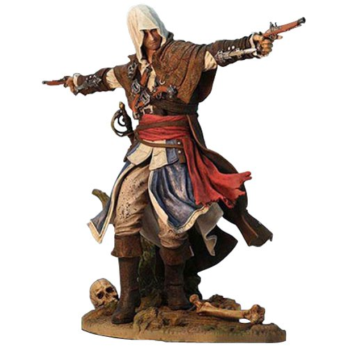 Ubisoft - Edward Kenway Figure Of Assassin's Creed 4: Black Flag